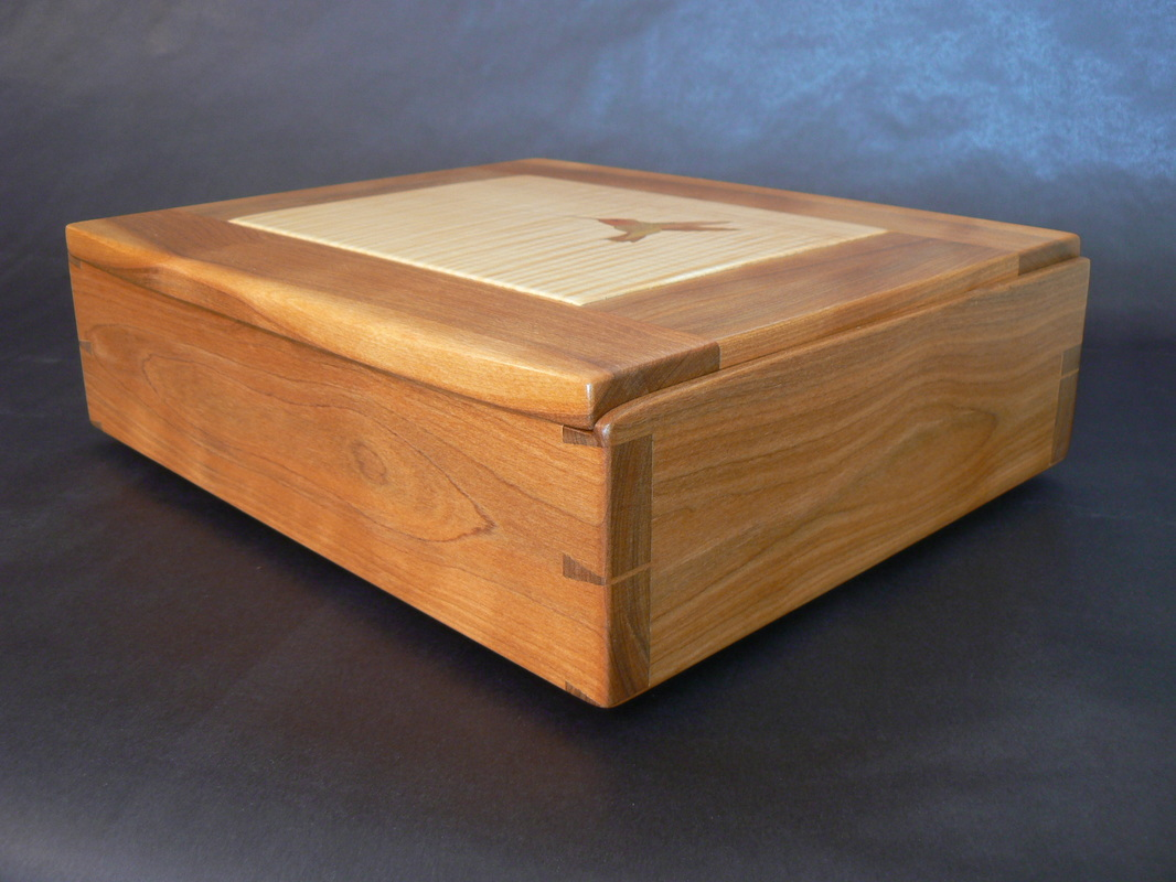Jewelry Box - Chris Enright Fine Woodworking